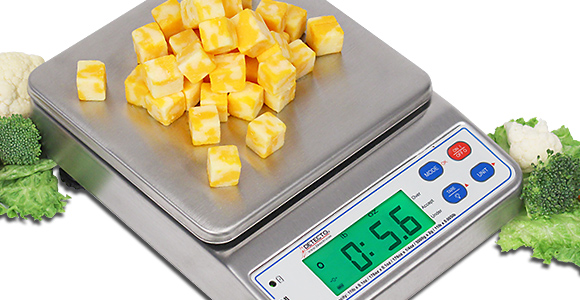 The Use of Digital Scales in Commercial Food Applications Can Lead to Increased Efficiencies and Profitability