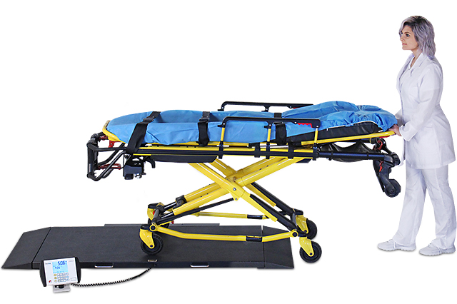 DETECTO's New Portable Digital Stretcher Scales