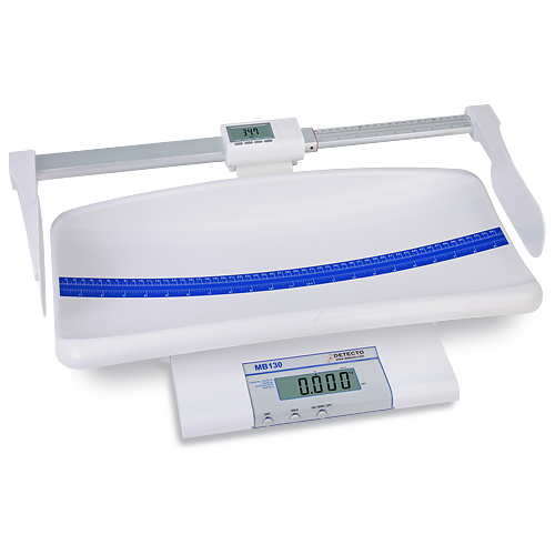 Digital Pediatric Scale With Weighing Tray